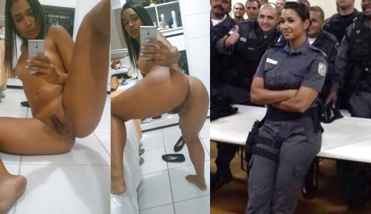 FULL VIDEO: Julia Liers Nude Brazilian Military Police Officer Leaked!